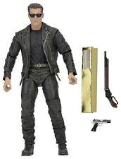 Terminator 2 - T-800 25th Anniversary 3D release action figur neca Neu