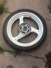 Suzuki GSXR400 Gk73a Rear wheel And Tyre