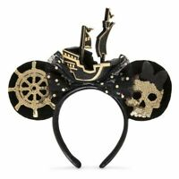 Minnie Mouse The Main Attraction Pirates of the Caribbean Ears Headband IN HAND