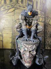 DC DIRECT BATMAN on JOKER GARGOYLE KOTOBUKIYA STATUE DARK KNIGHT ArtFX~