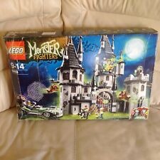 RARE & RETIRED LEGO 9468 Monster Fighters Lord Vampyre's Castle NEW SEALED BAGS!