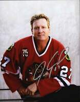 Jeremy Roenick authentic signed NHL hockey 8x10 photo W/Cert Autographed A0007