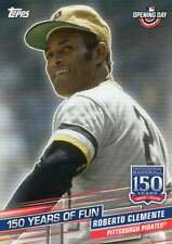 2019 Topps Opening Day 150 Years of Fun Roberto Clemente #YOF-8