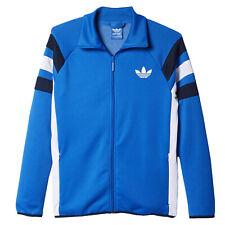 adidas Originals Trefoil FC TT Track Top Trainingsjacke Firebird Jacke Blau XXL