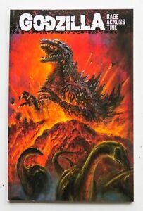 Godzilla Rage Across Time NEW IDW Graphic Novel Comic Book