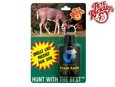 PETE RICKARD - NEW 1 1/4 OZ. FRESH EARTH DIRT COVER SCENT LH540 - ARCHERY