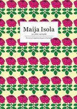 Maija Isola: art, fabric, marimekko