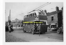 rp7156 - Ashton Under Lyne Trolleybus - photo 6x4