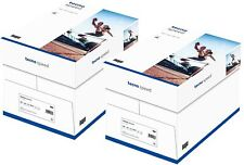inapa Kopierpapier tecno Speed 80g A4 5000 Blatt 2x Karton Plano Speed Papier