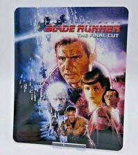 BLADE RUNNER - Glossy Fridge or Bluray Steelbook Magnet Cover (NOT LENTICULAR)