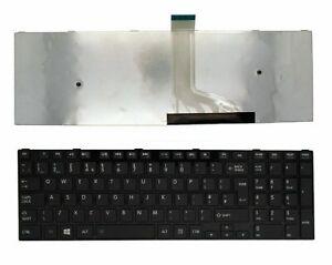 Toshiba Satellite C50-A C55D-A C50D-A C55-A L50-A L50D-A L70-A UK Keyboard