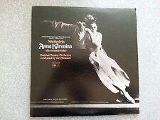 Shchedrin Anna Karenina Complete Ballet 2 Records  LP