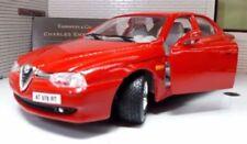 Véhicules miniatures Burago pour Alfa Romeo 1:24