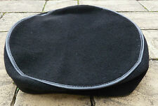 TRIUMPH SPITFIRE NEW BLACK CARPET SPAREWHEEL COVER