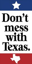 30x60 Large Don't Mess With Texas Map Cruise Vacation Pool Gift Bath Beach Towel
