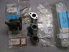 Isuzu 3 Cyl Diesel 8-97034588-2 Complete Exhaust Manifold Kit