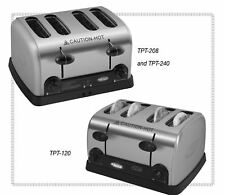 TPT-208 Hatco Commercial Restaurant Toaster NEW  208V Free Ship