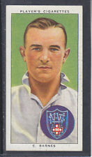 John Player - Cricketers 1938 - # 36 Sidney Barnes - New South Wales