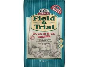 Skinner's Field & Trial Duck & Rice Hypoallergenic - 15kg