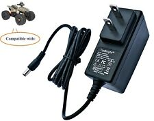Wall AC Adapter For DYNACRAFT Surge Camo Wheel Quad RIDE ON 4x4 12V-BATT Charger