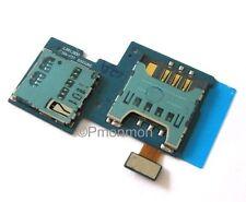 Memory & SIM SD Card Holder Tray Connector Flex Cable for Samsung Skyrocket i727