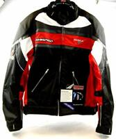 New Daska Motorcycle Jacket To Clear Was £119.99 Full Armour Waterproof Prospeed