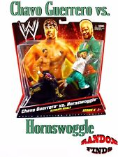 Chavo Guerrero vs. Hornswoggle Ultimate Rivals Series 4 WWE