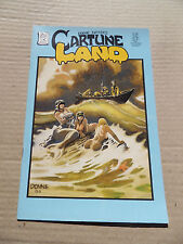 Cartune Land 2 . Magic Carpet 1987 - FN +