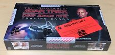 2007 Rittenhouse Star Trek Deep Space Nine Quotable Factory Sealed Archives Box