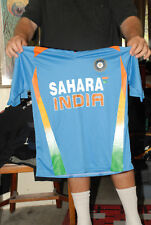 India National Team Cricket jersey Size 40 Med Near Mint 100% polyester