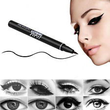 Black Waterproof Eyeliner Liquid Eye Liner Pen Pencil Makeup Cosmetic Beauty