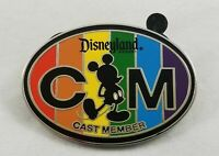 Disney DLR Disneyland Resort Paris Mickey Mouse Cast Member CM Exclusive Pin