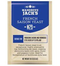 MANGROVE JACK'S M29 French Saison Yeast - 10g Craft Series Farmhouse Ale