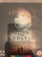 * THE ENDLESS ( 2017 Justin Benson  ARROW VIDEO ) BLURAY NEW AND FACORY SEALED *