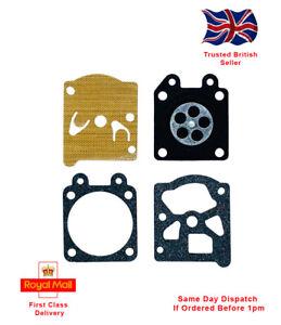 Carb Diaphragm Repair Kit For Chinese Chainsaw 4500 5200 5800 45cc 52cc 58cc