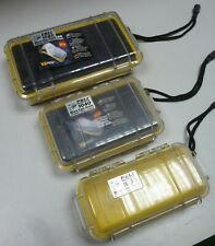 Peli Micro Cases x 3