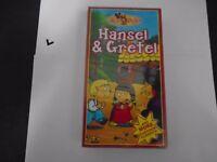 HANSEL & GRETEL  KIDS PICKS VHS NEW  779836427236
