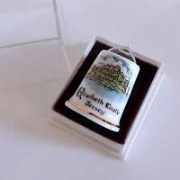 ELIZABETH CASTLE JERSEY THIMBLE - BOXED