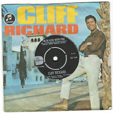 """Cliff Richard - I could eaily fall/ I'm in love with you (single 7"""")"""