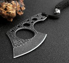 Sharp Mini Survival axe Portable Defense EDC tool outdoor machetes steel