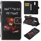 For LG K10 K7 G6 V10 V50 G5 Stylo 4 Stylo 5 Leather Wallet Book Phone Case Cover