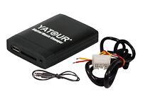 Yatour USB SD AUX MP3 Adapter für Nissan Almera (Tino), Primera, Micra, Navara,
