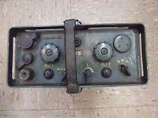 Armée inscriront 8 sem 16-80, fabricant Lorenz complet, fonction non vérifié