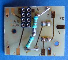 Platine pré-digitale pour CC-6500/72000/21000 - TAB GERARD
