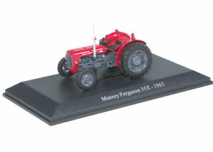 Massey Ferguson 35X Tractor 1/43 scale diecast model