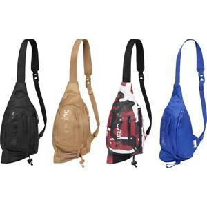 New Multicolor Supreme Sling Bag Ss 21 Chest Bag Messenger Shoulder Bag