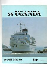 SS  Uganda by Neil McCart British India Steam Navigation Company