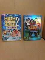 High school musical 2 dvd And Camp Rock DVD Disney