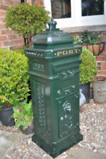 Green Victorian Architectural Antiques