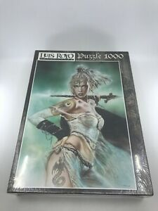 """LUIS ROYO COLLECTION 1000 pieces Puzzle 68 cm 27"""" NEW Very Rare SEALED"""